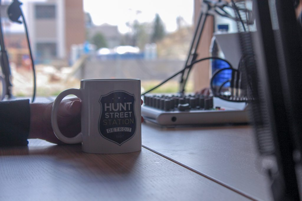 Hunt Street Station Podcast