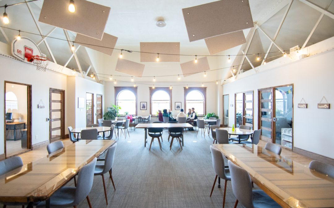 Detroit Coworking Space