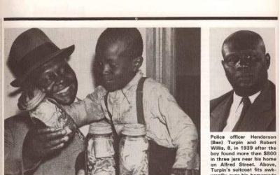 Hunt Street Station Black History Month