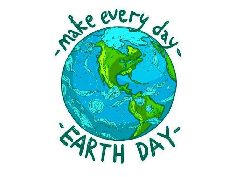 Earth Day At Hunt Street